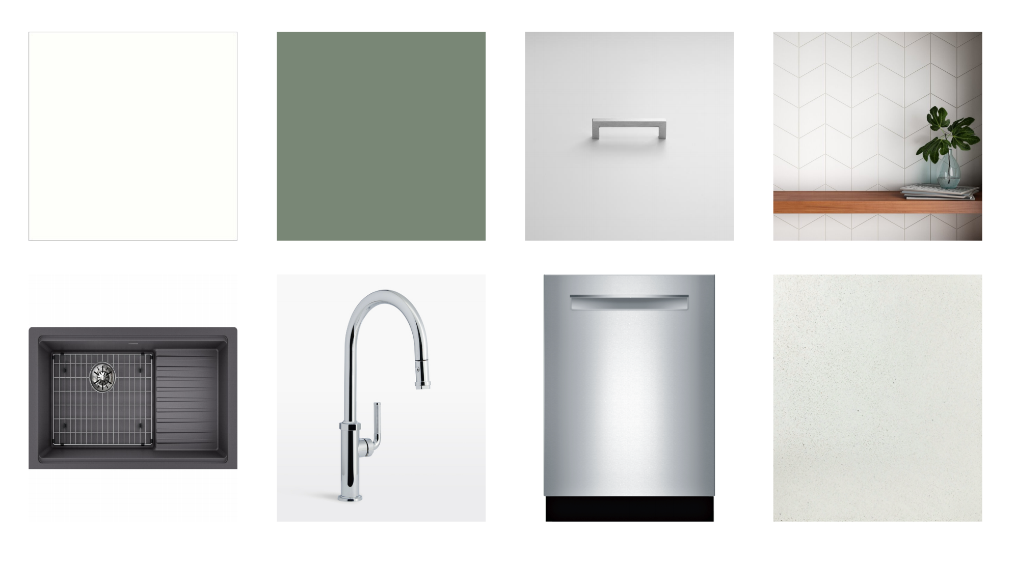 Organize your material choices with a shoppable moodboard from Beam.